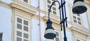 Restauro di Palazzo Juvarra